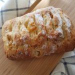 今日のおうちパン