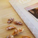 樹脂粘土で作るミニチュアフード 創刊号のクロワッサン作ってみた!