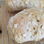 【おうちパン講座68】あおさ&かつお節スティック・りんごドデカパン 家族のために手作りパン