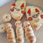 【おうちパン講座84】ミイラのウインナーパン&鬼パン  見た目も楽しい『おうちパン』