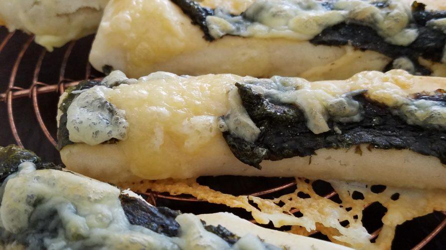【おうちパン講座86】ニコニコキッズ活動 のりチーズ 初めてのパン作りは『おうちパン』