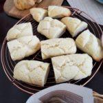 【おうちパン講座89】メロンスティックパン  みんな大好き!メロンパン