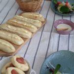 【おうちパン講座109】ミルクフランス 大好きなパンが自分で作れる喜びー
