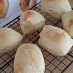 【おうちパン講座127】ドデカフォカッチャ・巻かない塩パン パン作りってこんなに簡単やった!?
