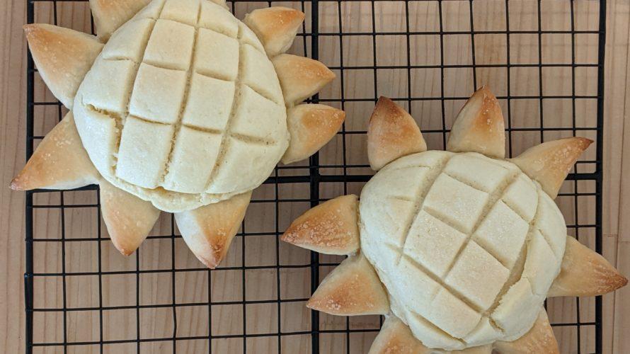 【おうちパン講座129】ニコニコキッズ活動親子講座『ひまわりパン』親子で夢中になった初めてのパン作り♪
