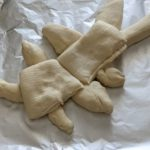 【おうちパン講座139ニコニコキッズ活動親子講座】かぶとむし・くわがたむしパン 昆虫好きなご兄弟と夏休みの思い出にパン作り!