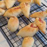 【おうちパン講座147】ニコニコキッズ活動『ベーコンエピ』 みんなで作ると楽しいね♪みんなで食べると美味しいね♪